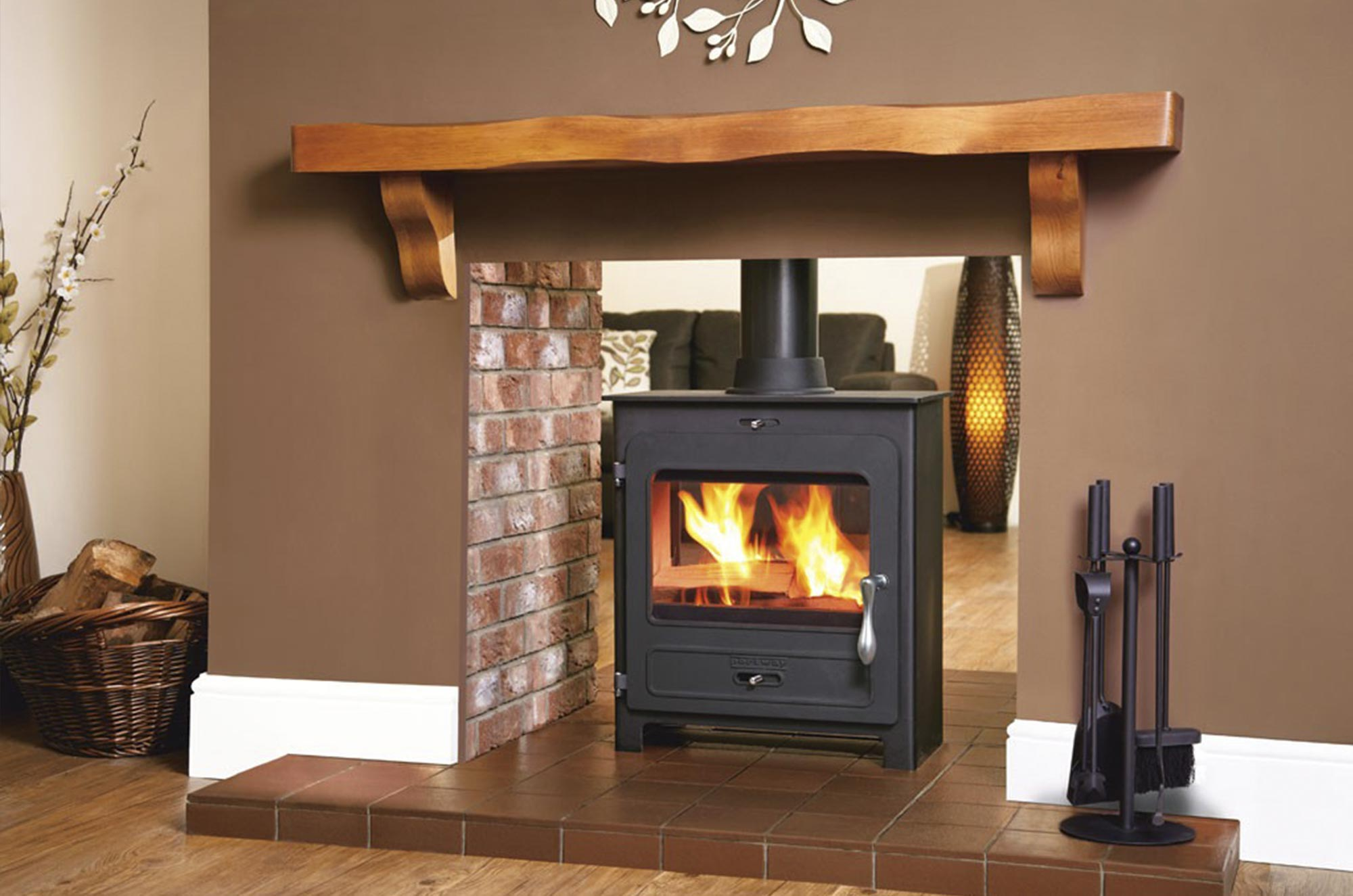 Please Pop Into Our Showroom To View The Range Of Fireplaces That We Can  Supply For You.